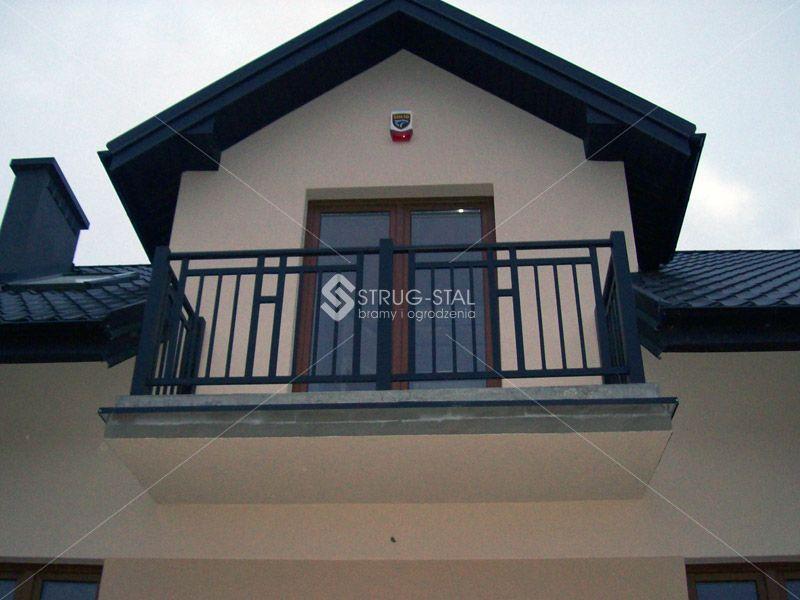 Modne ubrania Balustrady kute: balkonowe i schodowe - Rzeszów,Tyczyn | Strug RU56